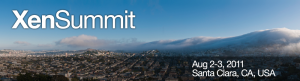 Xen Summit 2011 Logo