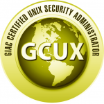 GCUX Gold Certification